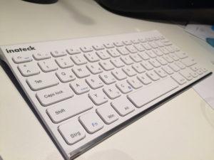 Meine Bluetooth Tastatur von inateck