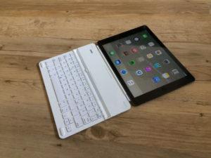 Anker iPad Tastatur Verarbeitung